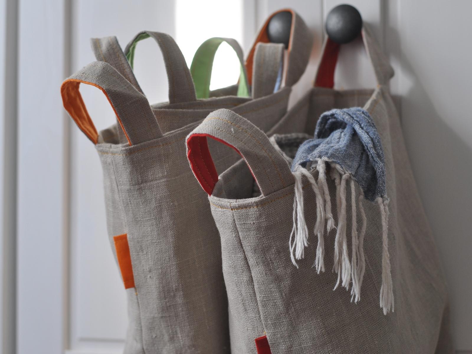 100 bofora - linen baskets,