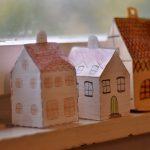 Kućice od papira