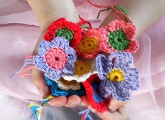 kukičanje cvjetova - upute