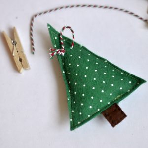 Ukrasi od filca - handmade felt ornaments.