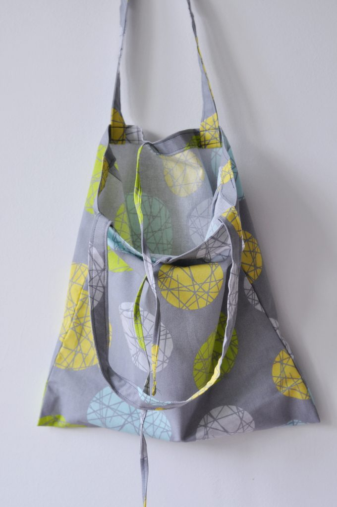 Jednostavna torba od Čateksovih tkanina
