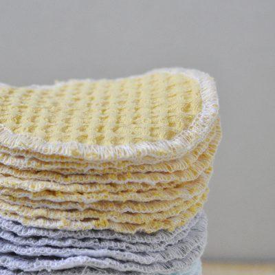 Platnene maramice, krpice i blazinice- zero waste