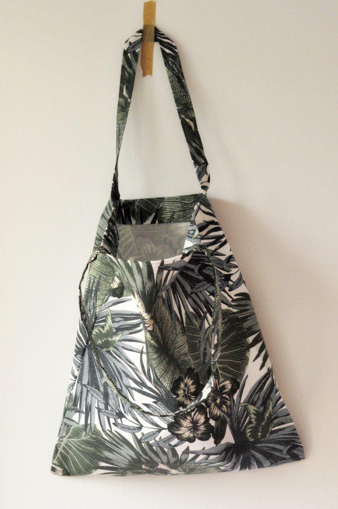 100 bofora - torba za kupovinu Torgerd tkanina