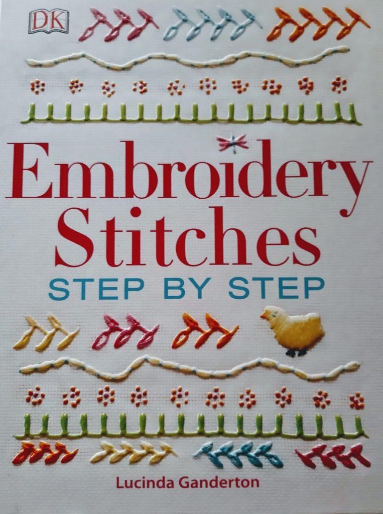 Embroidery stitches - L. Ganderton DK pub