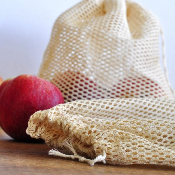 Mrežasta vrećica - organski pamuk