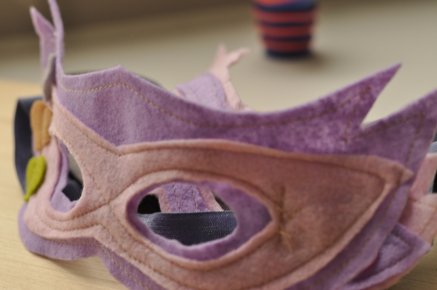 100 bofora: maska od filca, download